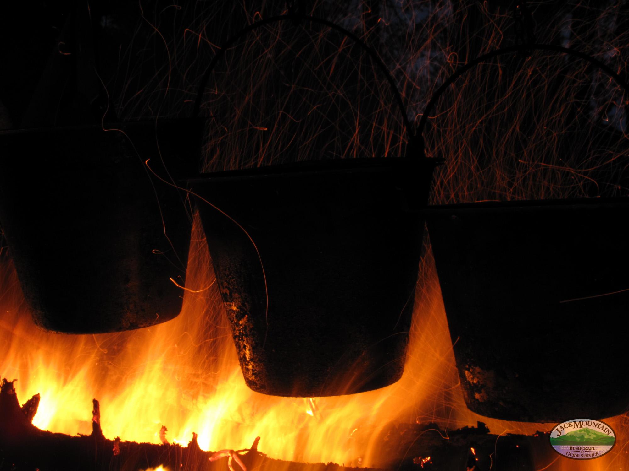 Cook Fire Dark 97